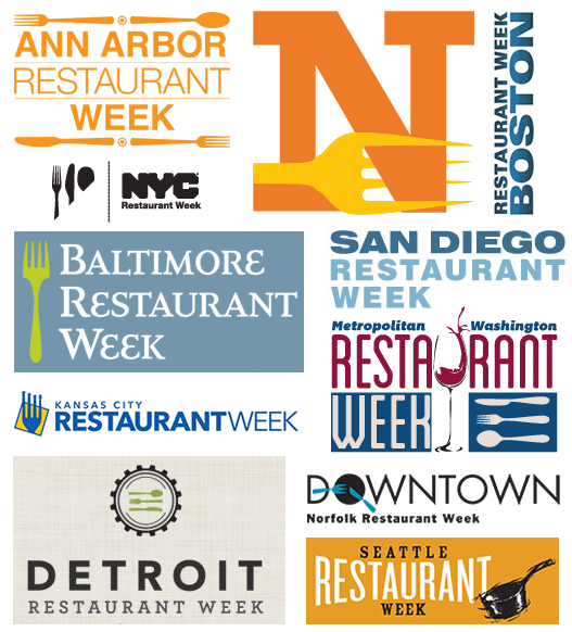 Pixel Engine - Main Line Restaurant Week - Case Study - Research