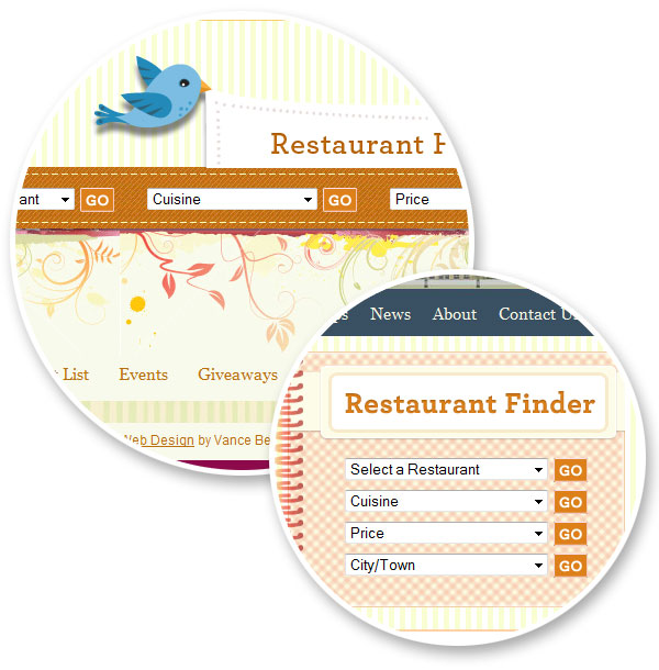 Pixel Engine - Main Line Restaurant Week - Case Study - Web Design
