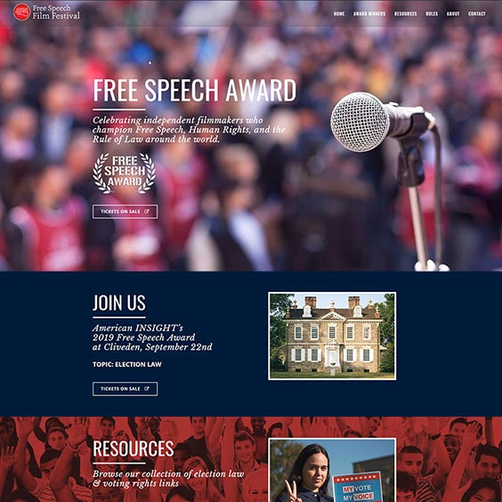 Free Speech Film Festival